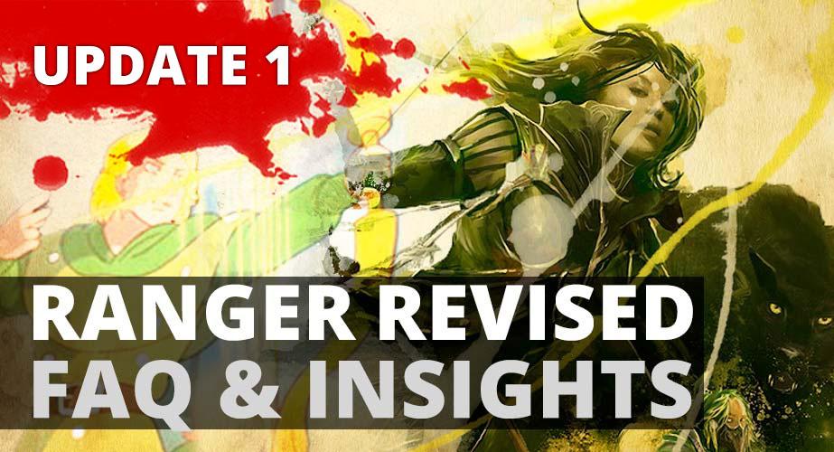 revised ranger update