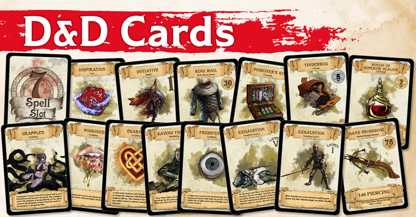 Image Result For Dd Printable Spell Cards