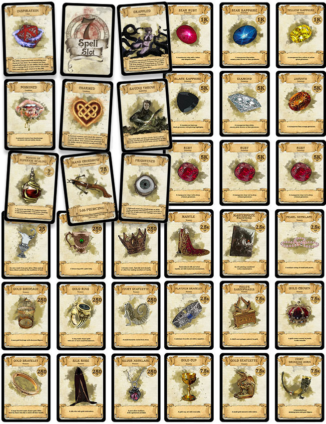 It is a graphic of Shocking D&d Printable Spell Cards