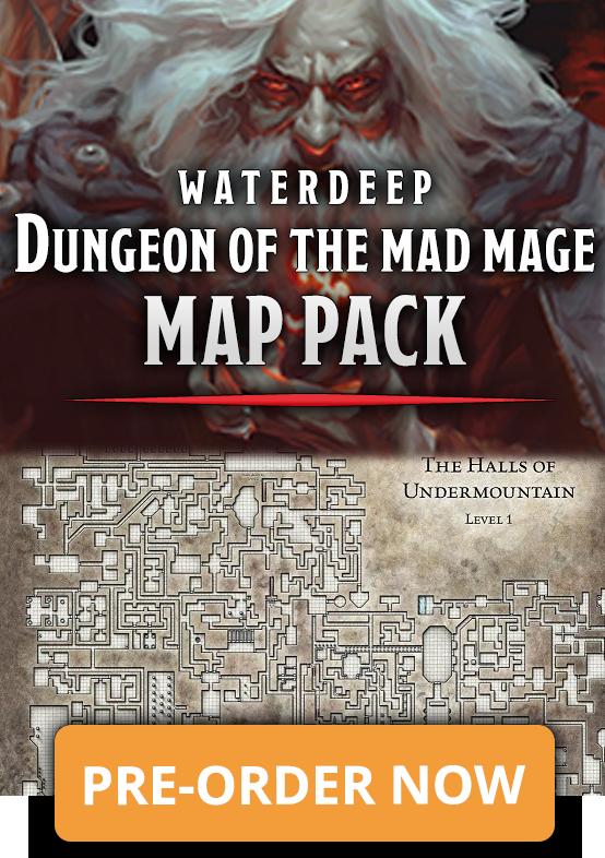 WaterdeepDragoHeistmappack | Sage Advice D&D